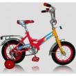 """велосипед FORWARD СКИФ 012 нескл. (12"""" 1 СК.) белый\синий"""