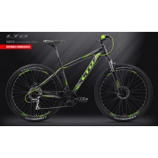 Велосипед LTD Rocco 950 Black-Green 29""