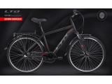 Велосипед LTD Viator 840 Black-Red (2021)