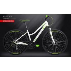 Велосипед LTD Crossfire 850 Lady White (2019)