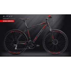 Велосипед LTD Crossfire 860 Black-Red (2019)